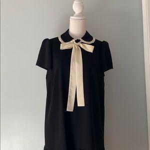 Redvalentino black dress